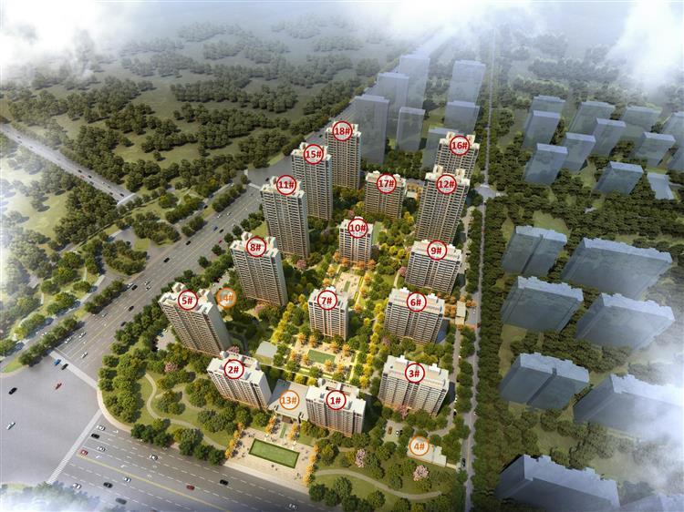 公元物业中标管理镇江十里花园住宅小区